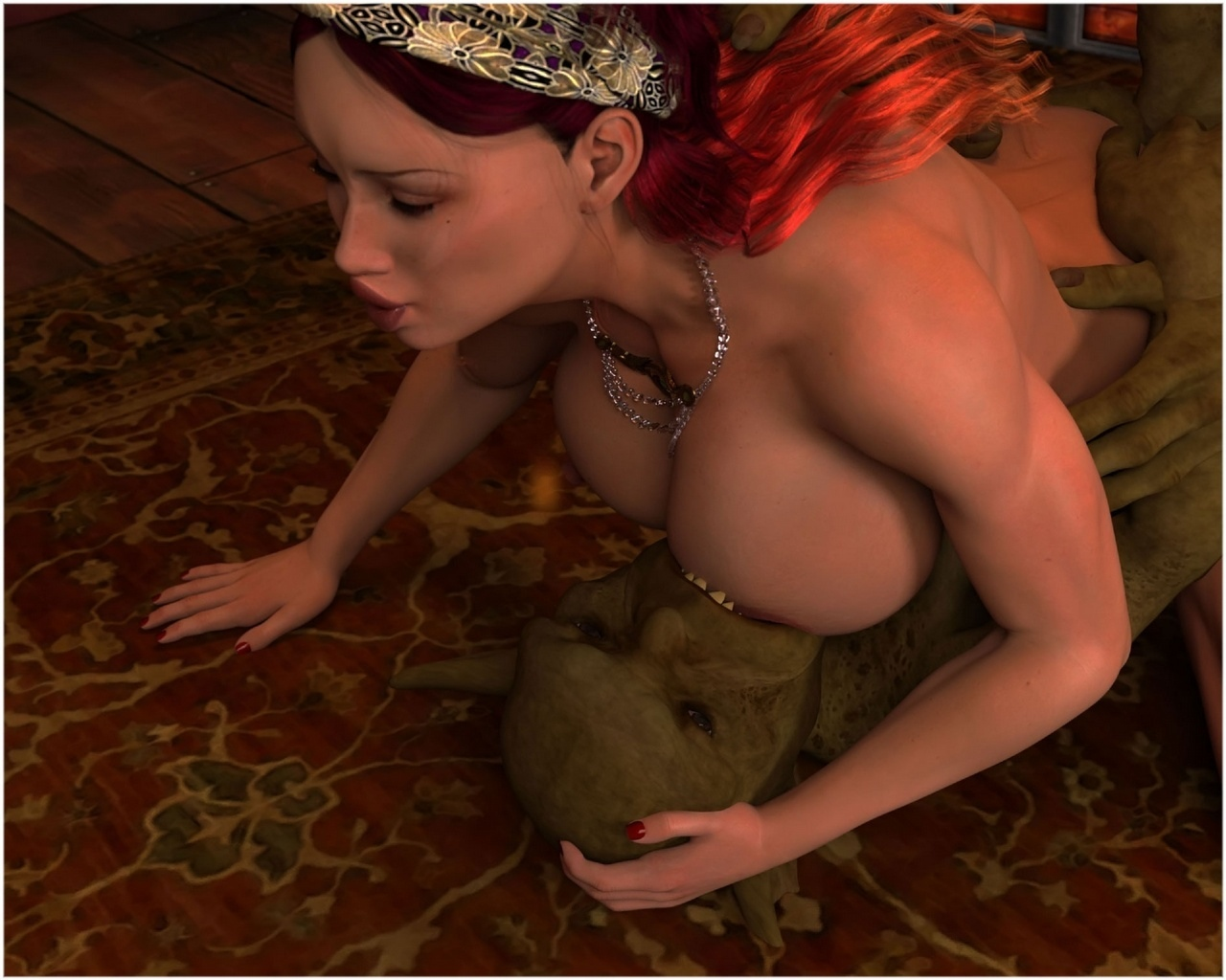 Captain Maia & The Goblin Treasure - part 5