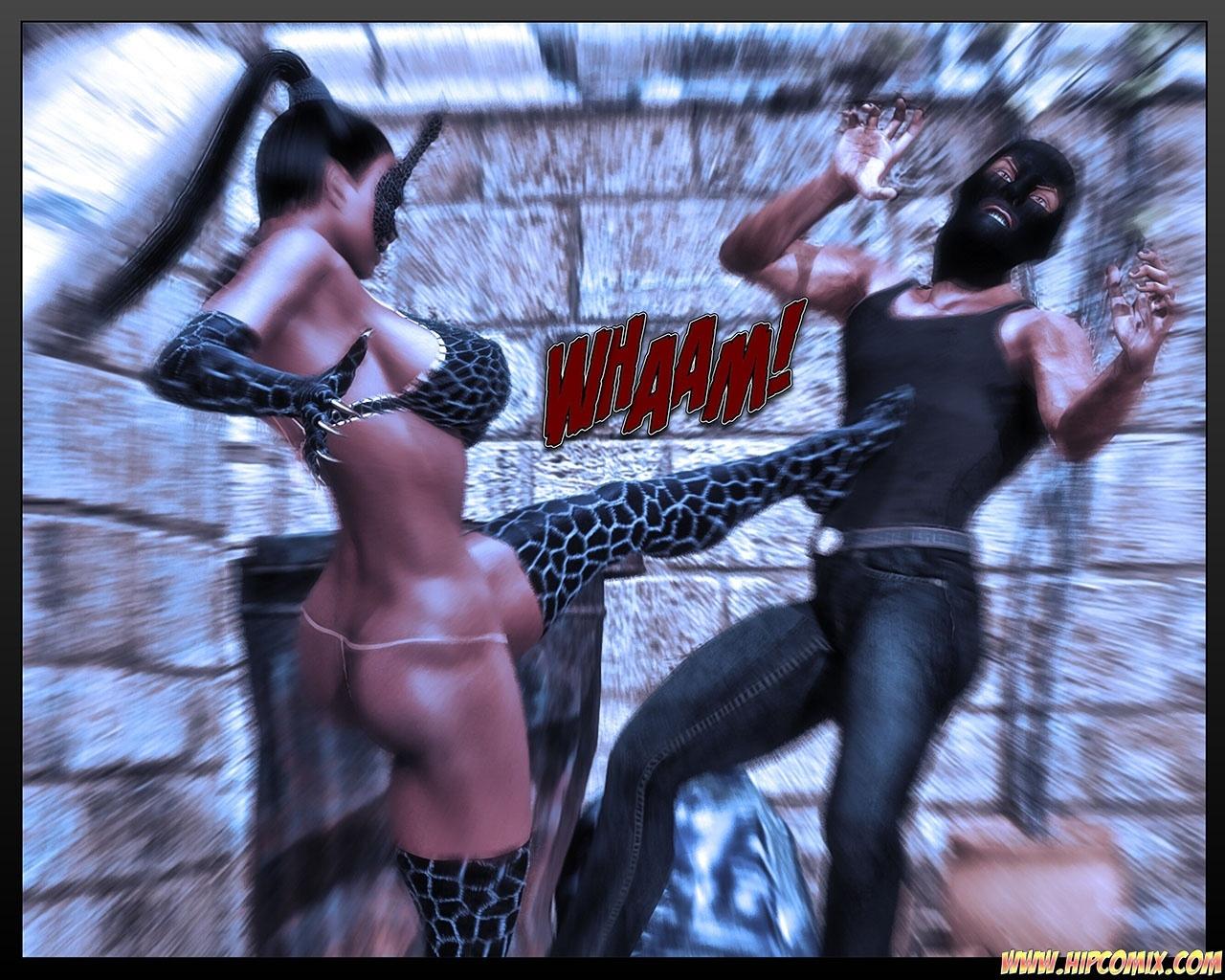 Panther Girl 11