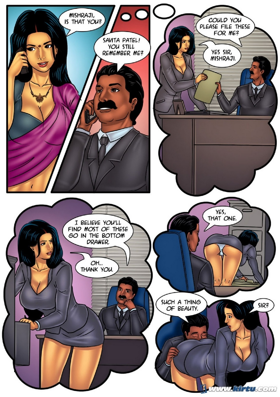 Savita Bhabhi 53 - Couple\'s Massage
