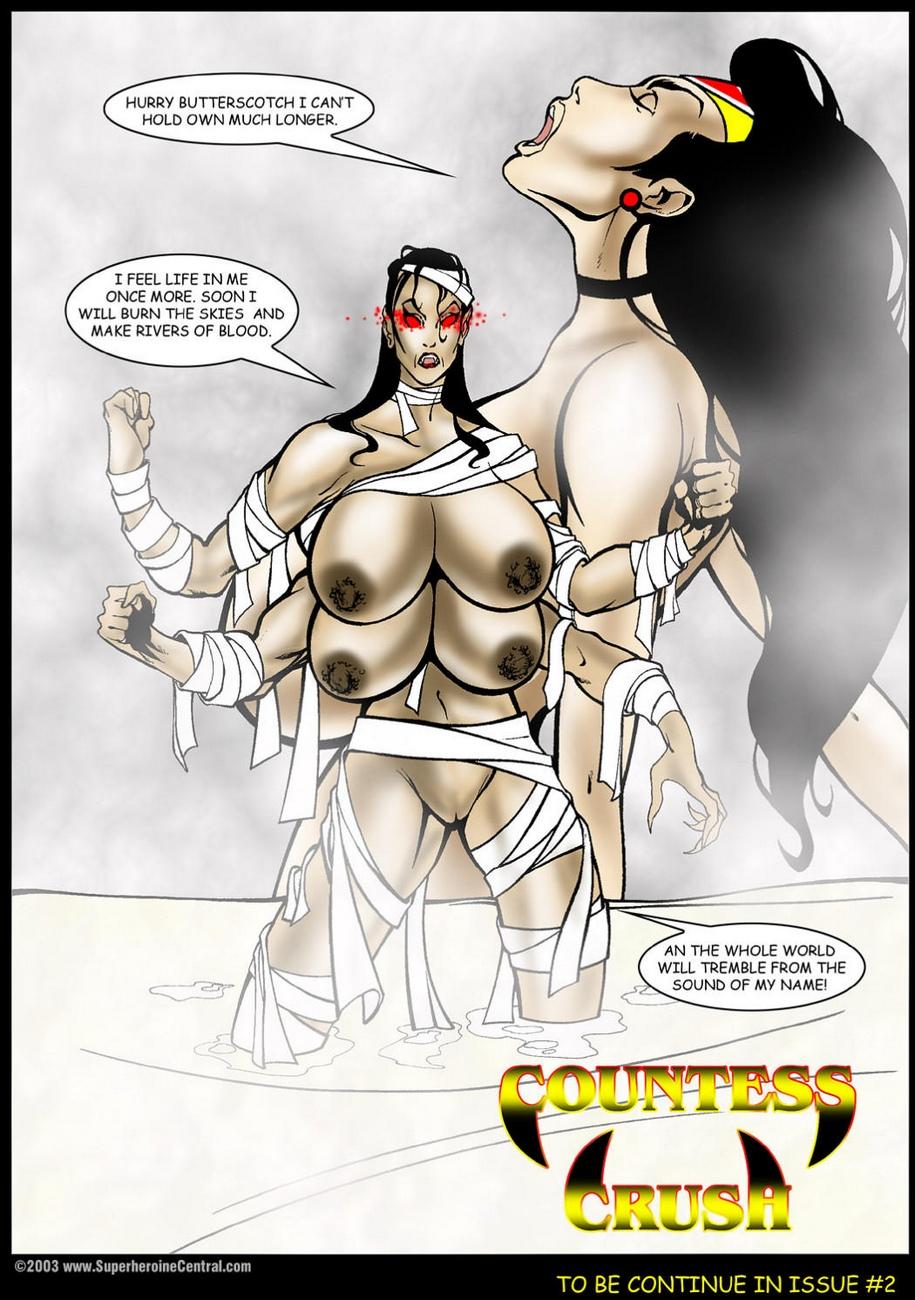 American Fox - Return Of Countess Crushch - part 2