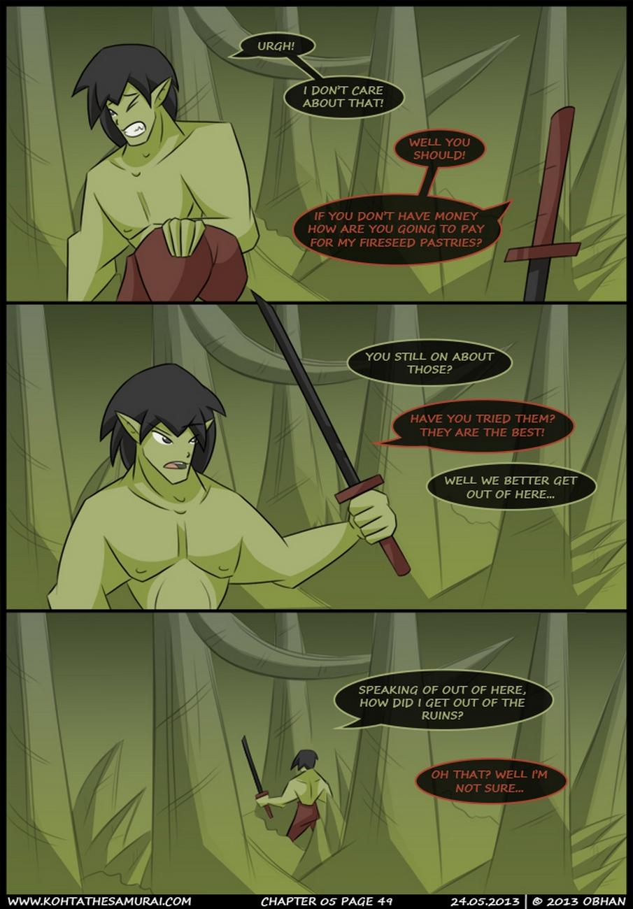 Kohta The Samurai 5 - part 4