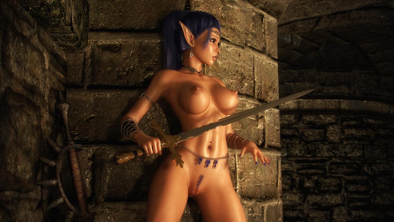 Dungeon 3 - Syndori\'s Experience