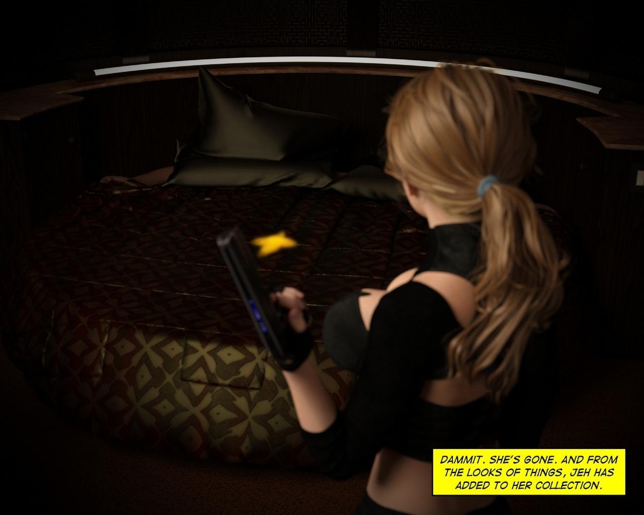 Helen Black Vampire Hunter 1 - Jeh\'s Rouch - part 4
