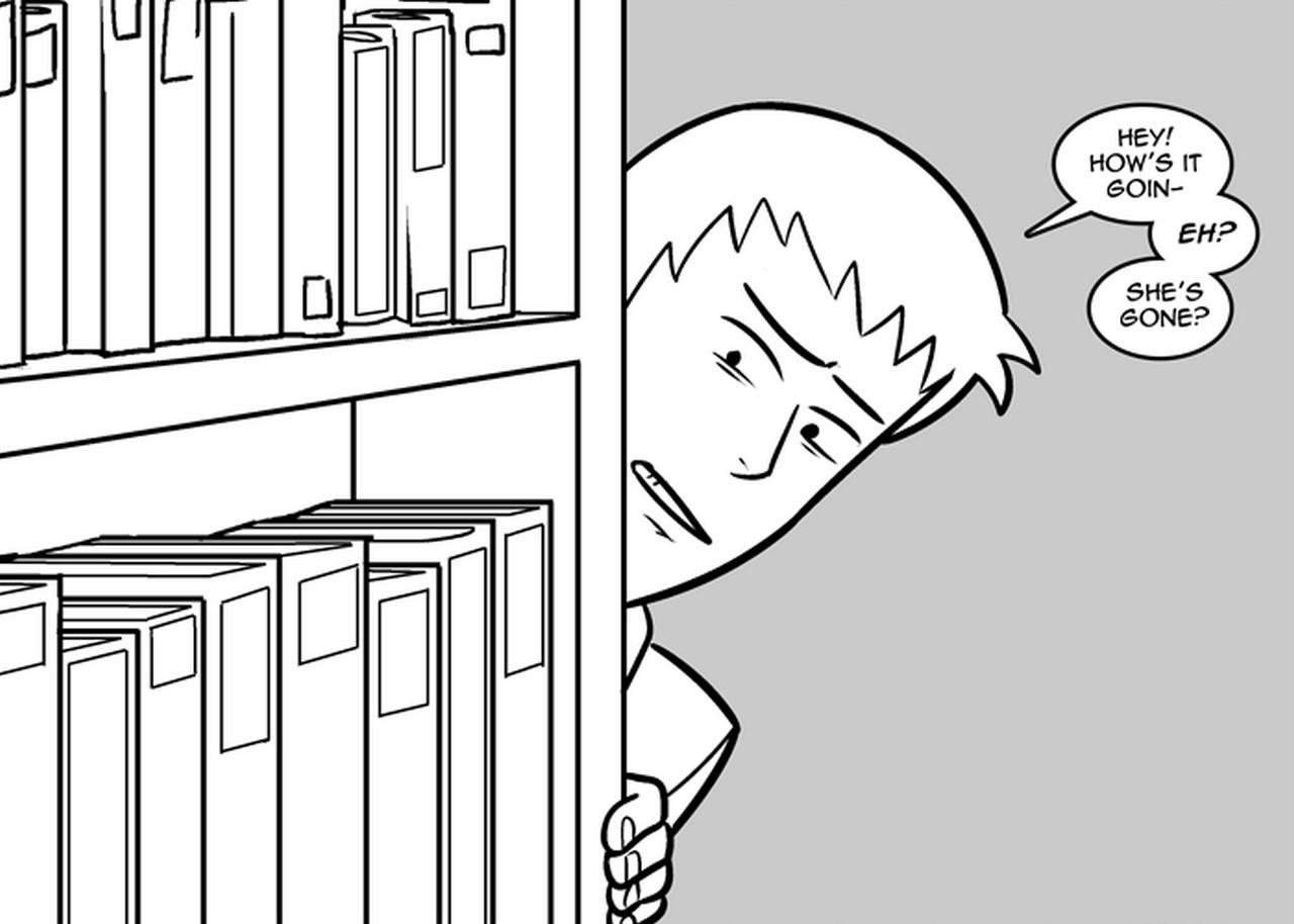 Bibliophilia 1 - part 3