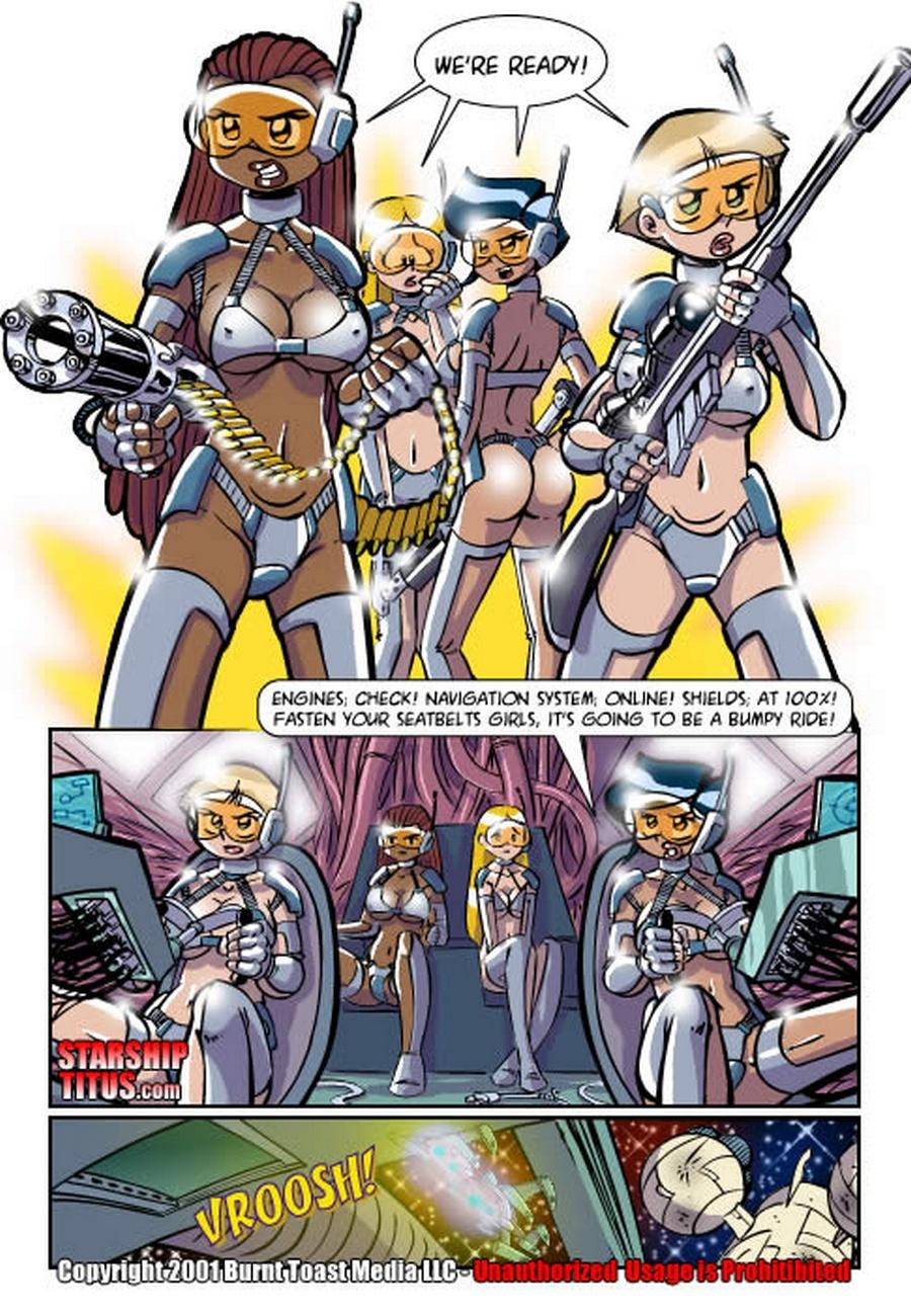 Starship Titus 4