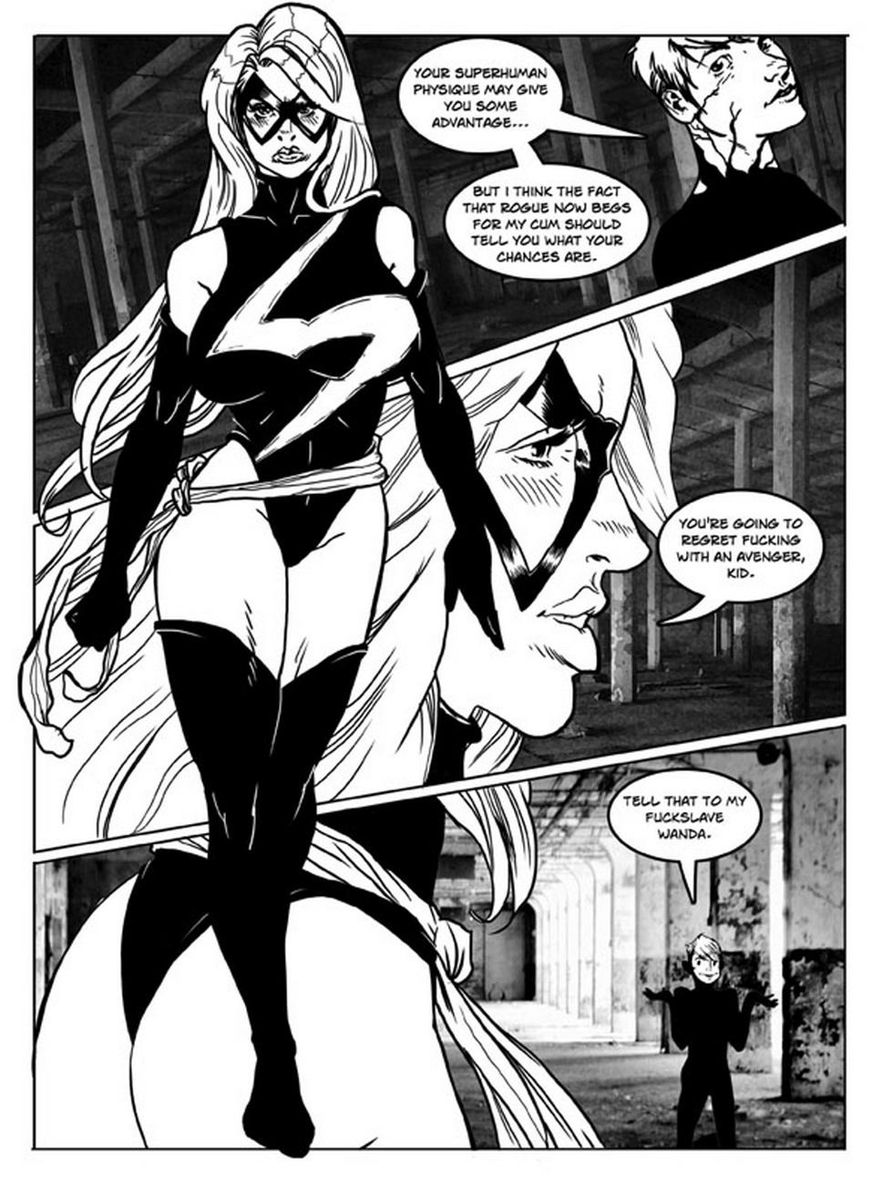 Submission Agenda 10 - Ms Marvel