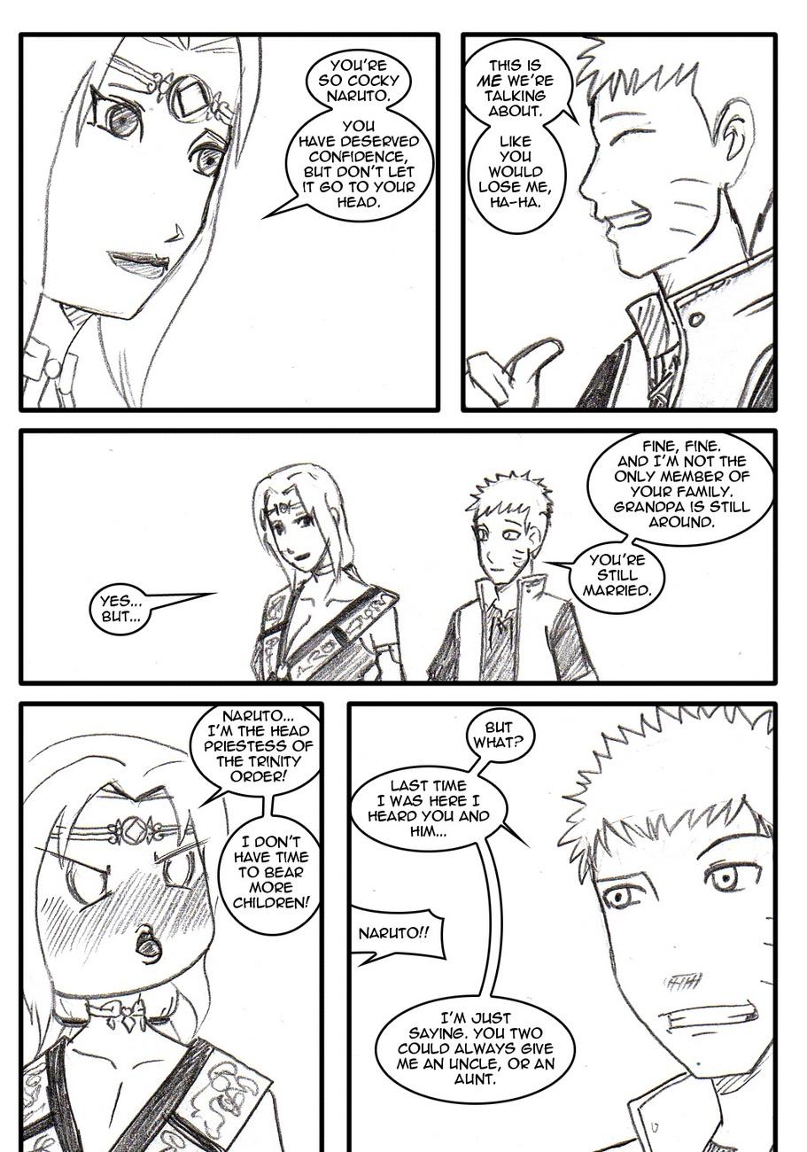 Naruto-Quest 2 - The Princess Knight!