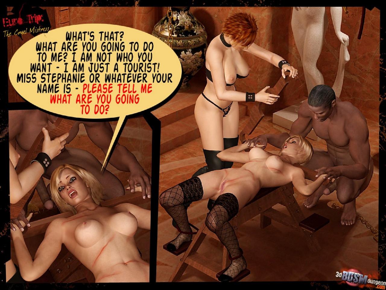 Euro Trip 3 - The Cruel Mistress - part 3
