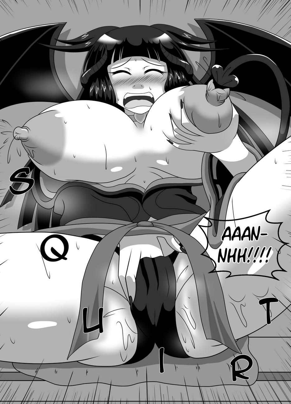 Miko X Monster 1 - part 2