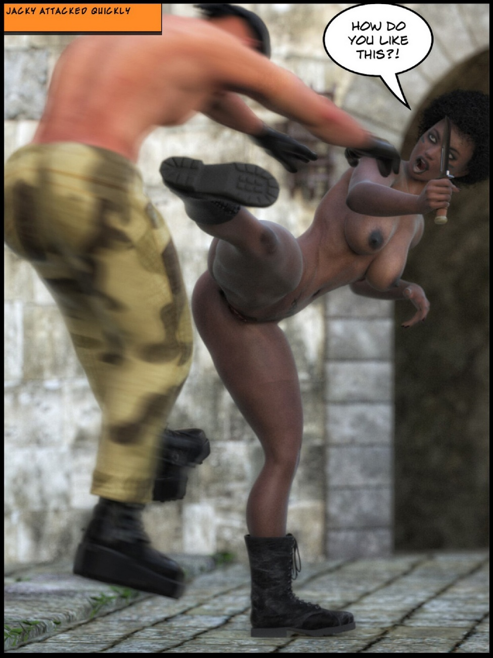 Bootcamp From Hell - part 3
