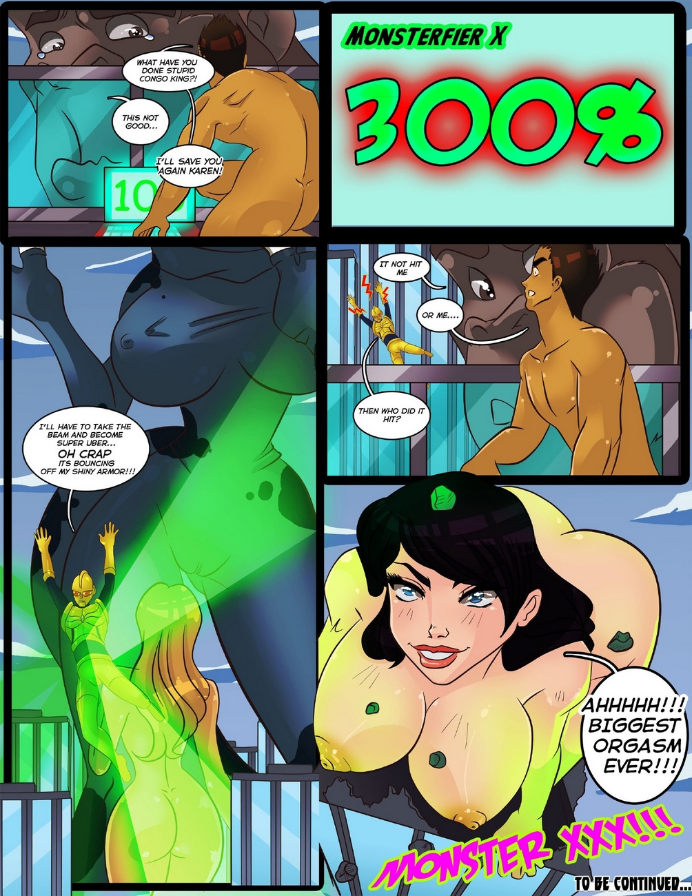 Goddesszilla 2 - part 2