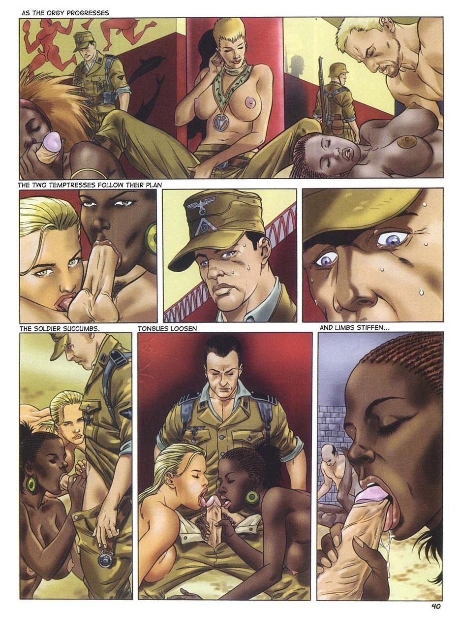 Lara Jones 1 - The Amazons - part 3