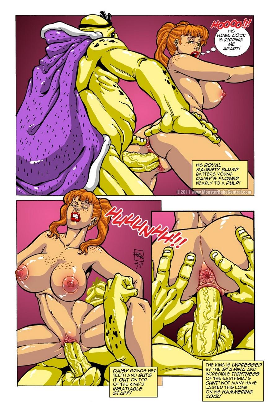 Abducting Daisy 2