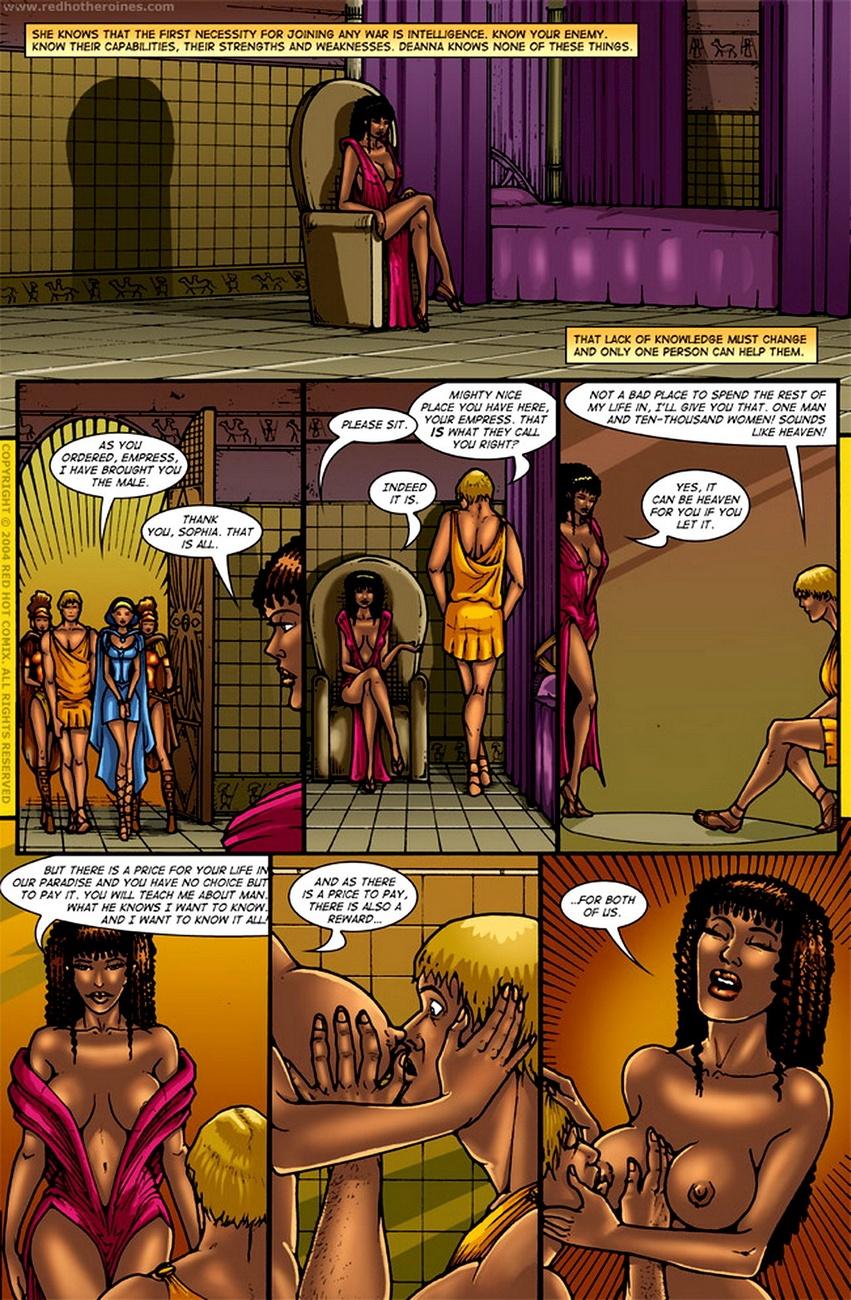 The Amazon Empress - part 2