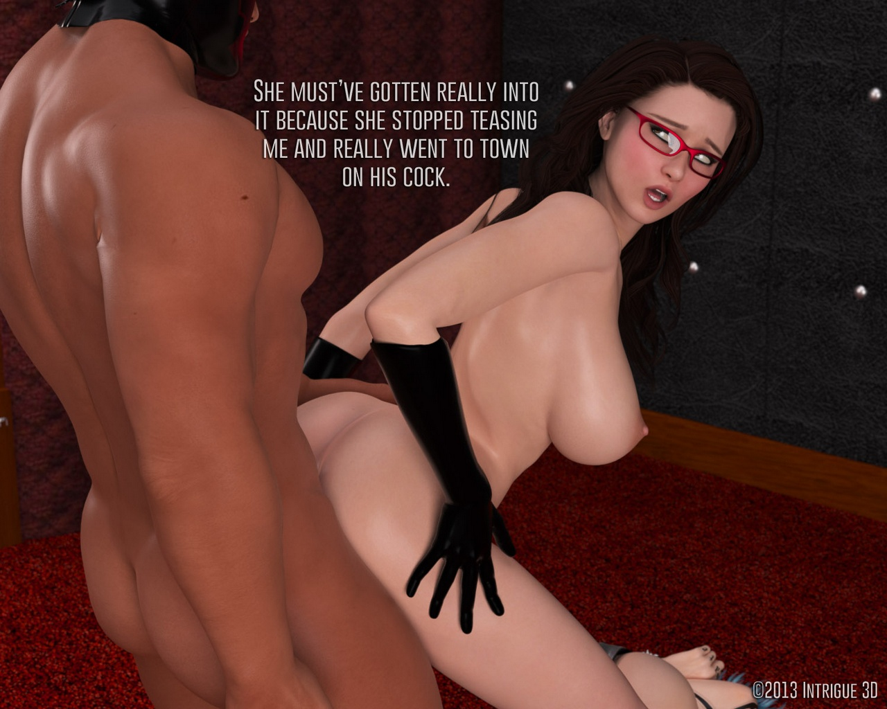 Zoey Gets Fucked (Over) - part 3