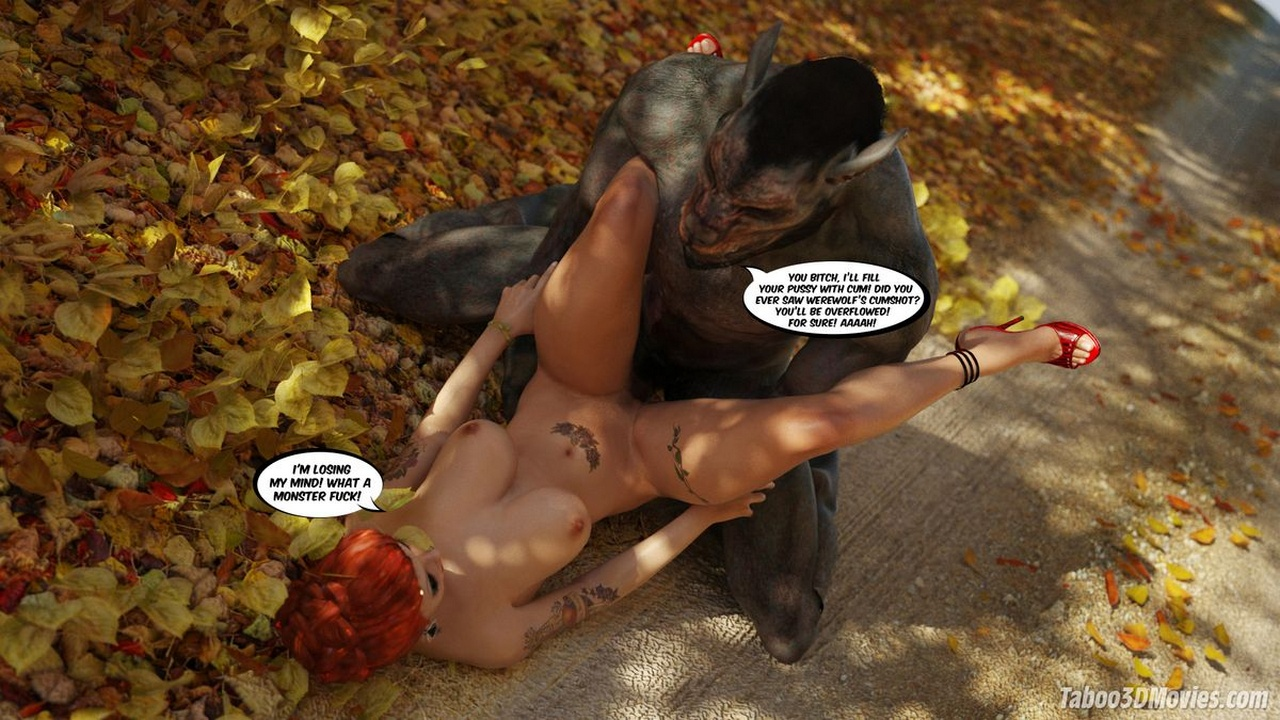 The Amazing Sex Adventures Of Busty Redch - part 8