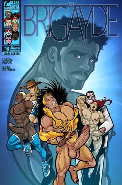 The Brigayde 6