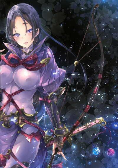 C97 Alemateorema Kobayashi Yoshitaka GARIGARI106 Fate/Grand Order