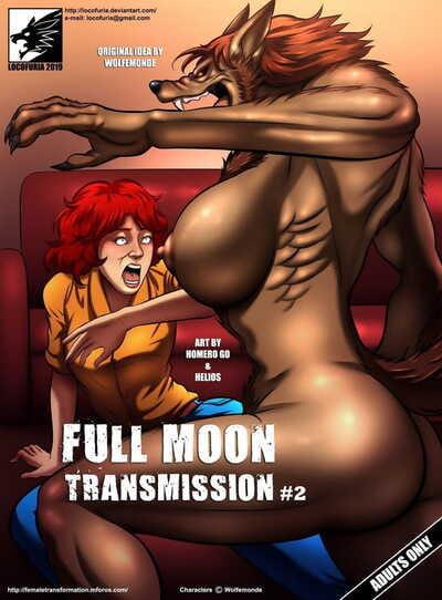 Locofuria – Full Moon Transmission 2