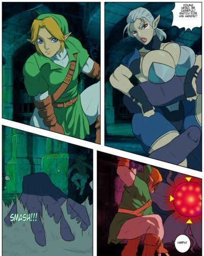 [Jay Marvello] Ocarina of Time (The Legend of Zelda) [Ongoing]