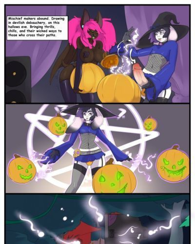 [Lilithrose] Pumpkin party featuring Marbles