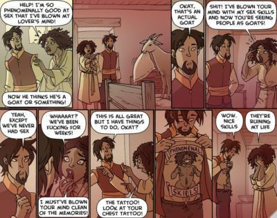 [Trudy Cooper] Oglaf [Ongoing] - part 25