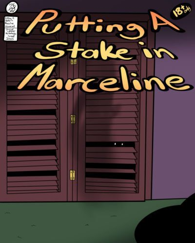 [thehumancopier] Putting A Stake in Marceline (Adventure Time)