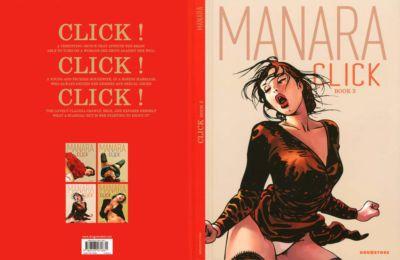 [Milo Manara] Click - Book 3