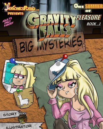 [Drah Navlag] Gravity Falls One Summer Of Pleasure (Gravity Falls)