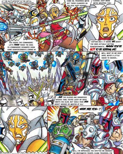 [YogurthFrost] Going Against Destiny (Star Wars: The Clone Wars) - part 3