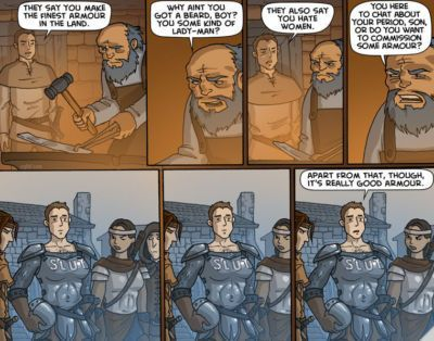 [Trudy Cooper] Oglaf [Ongoing] - part 5