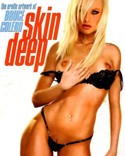Haut deep: die Erotische Kunst der Bruce colero