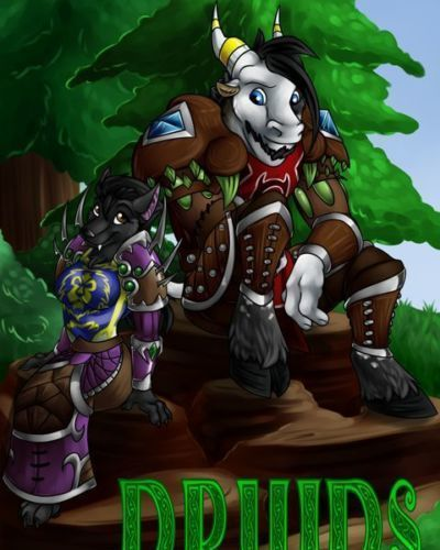 [Amocin] Druids (World of Warcraft) [On-Going] update 29-2-2016