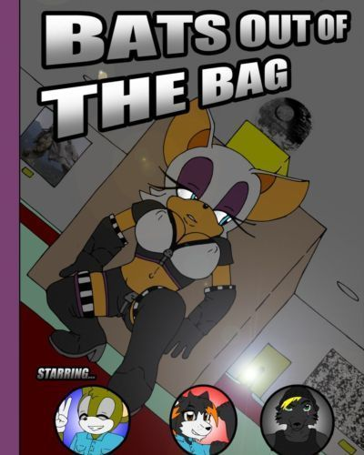 [SiNShadowed] Bats Out of the Bag (Sonic The Hedgehog)