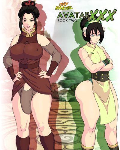 [Jay-Marvel] Avatar Book 2 (In Progress...)