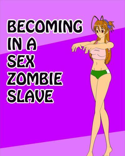 [jimryu] convertirse en en Un Sexo Zombie esclavo