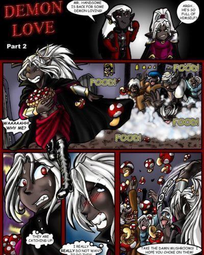 [Drowtales.com - Daydream 2] Chapter 3. Demon Love return