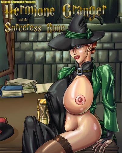 [transmorpher dds] Muz shortcake 5 - hermione Granger ve bu büyücü kemik (harry potter)