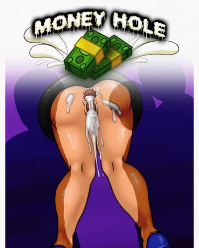 [NIKISUPOSTAT] Money Hole (futurama)  (WIP)