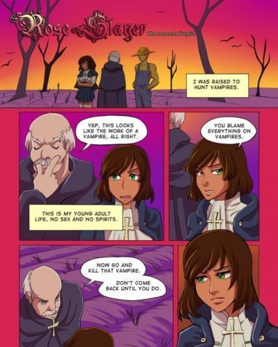 [GlanceReviver] Rose Slayer: Part 2 - The Innocent Skeptic