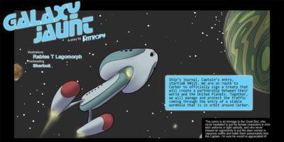 [Rabies T Lagomorph (Entropy)] Galaxy Jaunt - Episode 1 (Star Trek)
