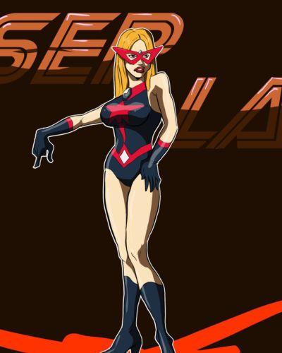 [Legmuscle] Laser Lady