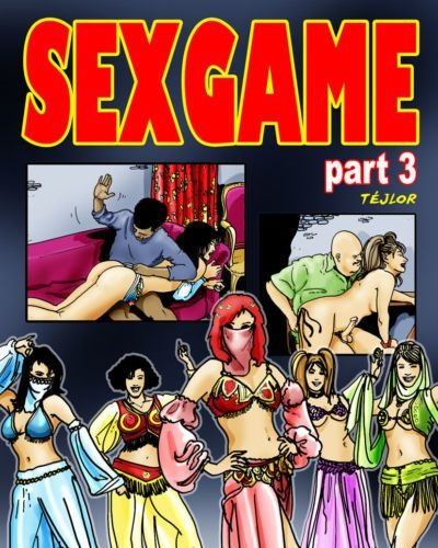 [tejlor] الجنس لعبة #3