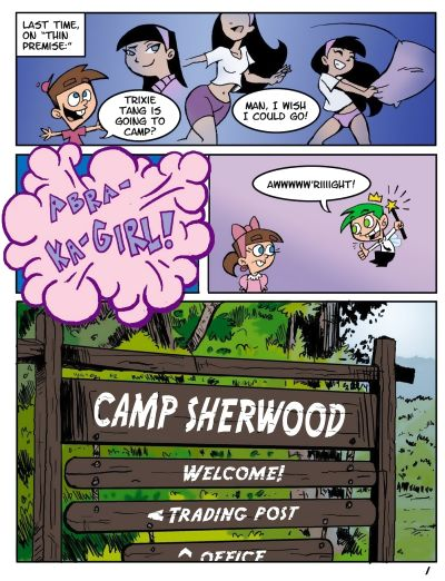 Camp Sherwood - part 9