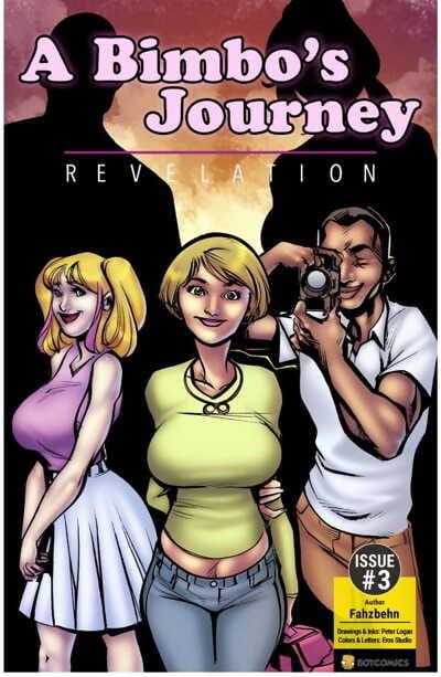 Bot- A Bimbo's Journey Issue #3- Revelation