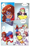 (Bokuman) Virtual Nightmare (Ms Marvel) -COMPLETE-
