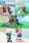 [PastelDaemon] Unnamed comic