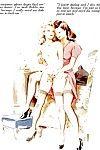 Vintage Art with Incest Captions