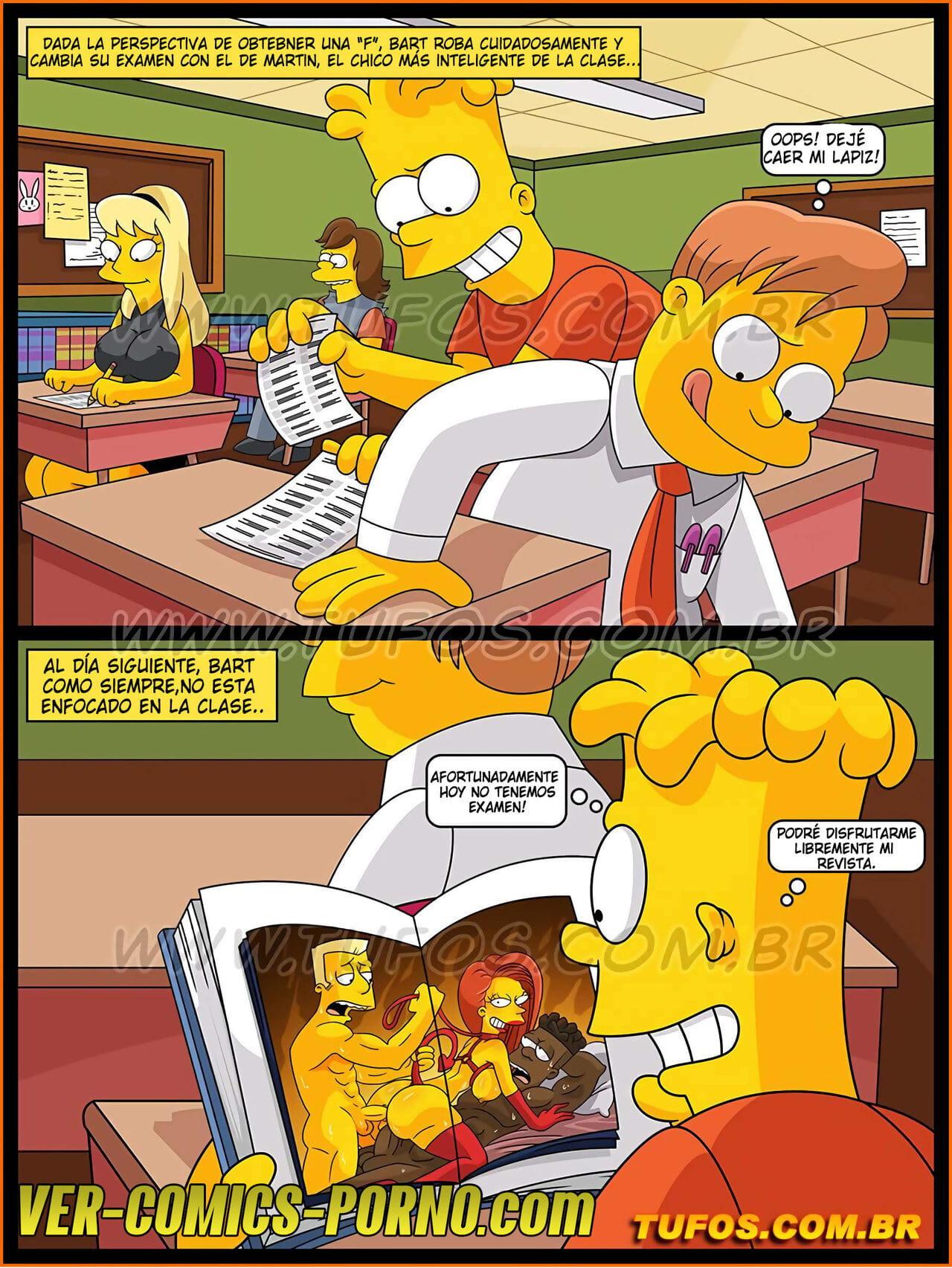 Pornos simpson Free Simpsons